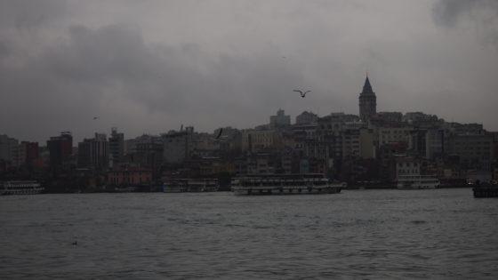 対岸はアジア側と言われているエリア。