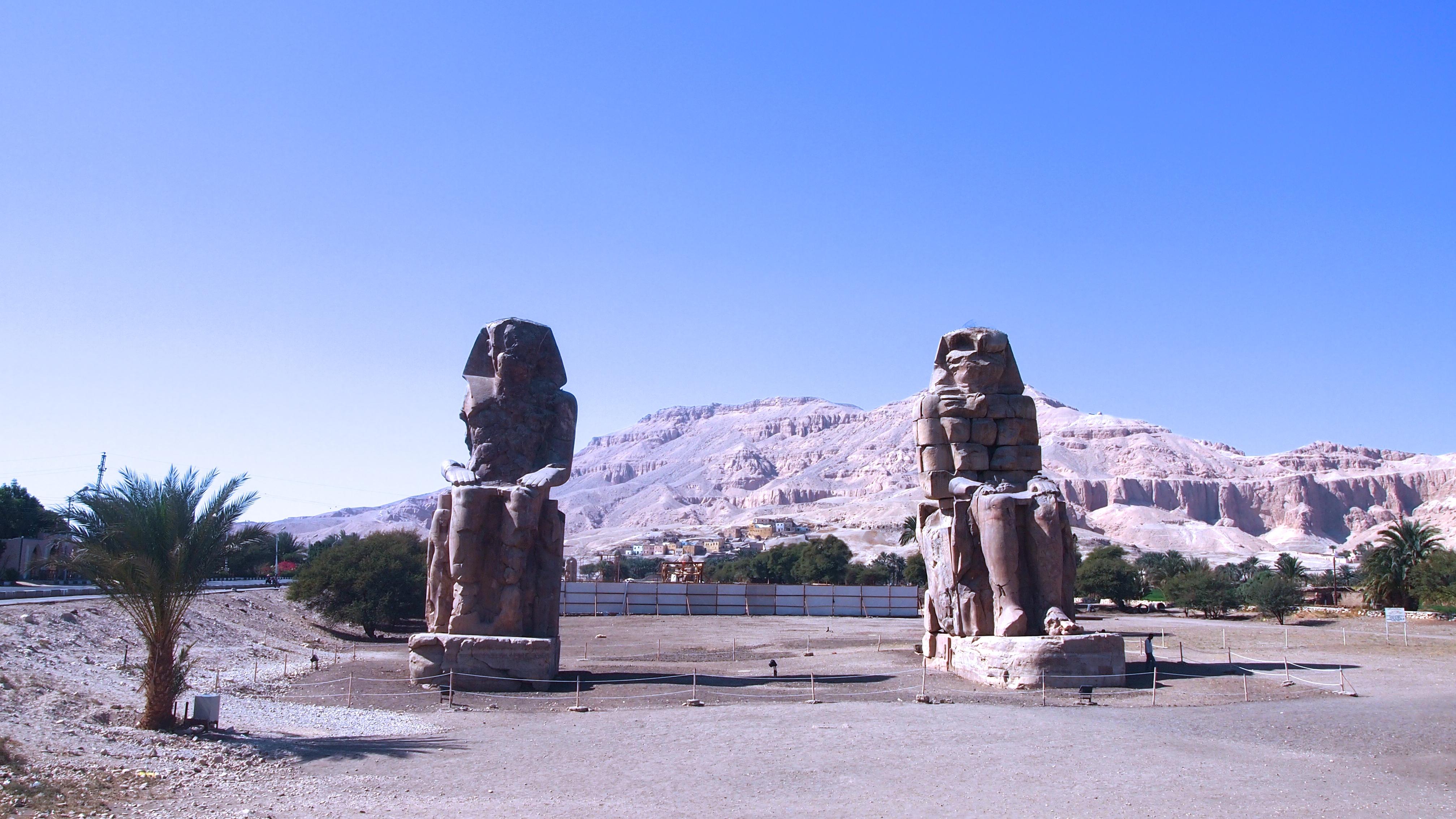 幼い頃の憧れの地「エジプト」