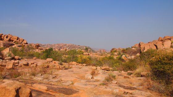 南インド「ハンピ」